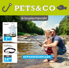 Pets en co Hengelsportfolder