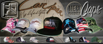 Caps hotspot design