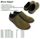 soul -Bivvy slippers  maat 44 09643