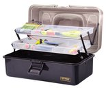 Spro - Tacklebox 2 tray L 32,5x19x14,6cm 6515-1500