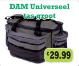 dam - Universeel tas groot