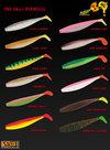 fox - pro shads firetail 14 cm nsl287cool herring