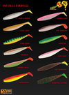 fox - pro shads firetail 18 cm nsl297 cool herring