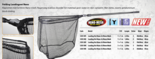 spro - landingsnet nano 180 2 delig 5-10 mm  50x50x40 cm  3203-002