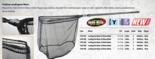 spro - landingsnet nano 200 2 delig 5-10 mm  60x60x50 cm  3203-005