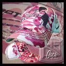 Hotspot design - Cap lady angler