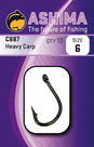 Ashima heavy carp size 6