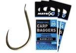 Matrix - carp baggers size 20 ghk028