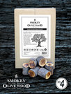 mokey olive wood steeneik chunks