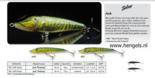 salmo - Jack 18cm Floating 60gram