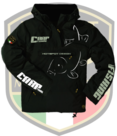 "Hotspot design - Jacket black ""Carpfishing Eco"""