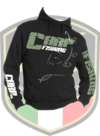 Hotspot design - carp fishing sweat