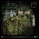 Hotspot design - Jacket camo carpfishing hybrid gv01005