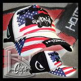 Hotspot design - Cap American bass