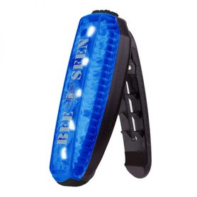 Bee Seen Led Clip Light USB Blue