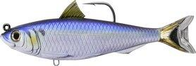 Live Target Blueback Herring Swimbait Sinking MD 57gr/16,5cm Blue/Black