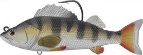 Live Target European Perch Swimbait Sinking MD 63gr/15cm Natural/Brown
