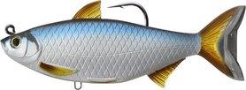 Live Target Golden Shiner Swimbait Sinking MD 50gr/14cm Silver/Blue