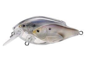 Live Target Squarebill Shad Crankbait Floating SD 14gr/6cm Pearl/Grey