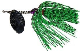 LFT Mega Skirt Spinner Chartreuse green