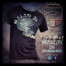 Hotspot design - T-shirt Malati di spinning M/L/XL/XXL