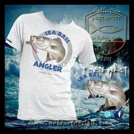Hotspot design - T-shirt sea fishing M/L/XL/XXL
