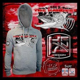 Hotspot design -Sweater pike the badest M/L/XL/XXL