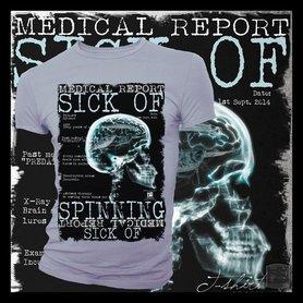 Hotspot design - T-shirt sick off spinning M/L/XL/XXL