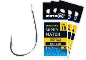 Matrix -super match hook size 18 ghk009