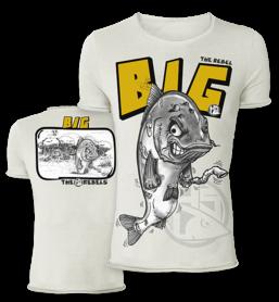 Hotspot design - T-shirt Rebels Big