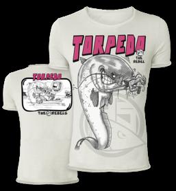 Hotspot design - T-shirt Rebels Torpedo