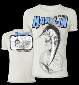 Hotspot design - T-shirt Rebels Marlin