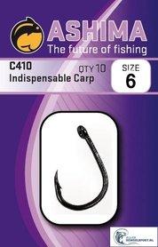 Ashima Indispensable Carp C410 size 6