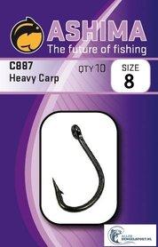 Ashima heavy carp size 8