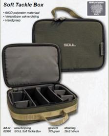 Soul -Soft Tackle box 02980