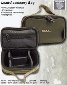 Soul -Lead accessoy bag 02982