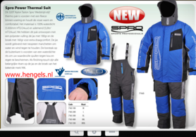 SPRO - Spro power thermal suit 7165