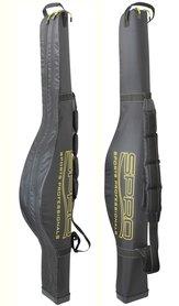 spro - semi hard big belly rod case 130x21x22cm 6203 1000