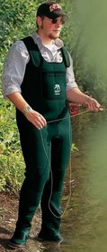 Behr - high back wader vilt zool