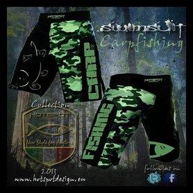 Hotspot design - Zwembroek Carpfishing XXL