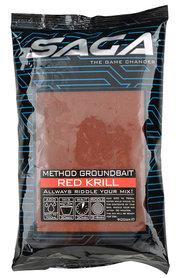SAGA method groundbait red krill 900 gr
