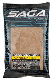 SAGA method groundbait vanilla fish 900 gr