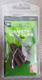 C-TEC safety lead clips size 8 (5 st)