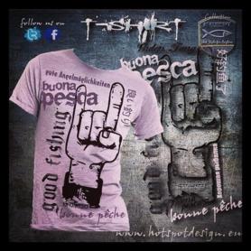 Hotspot design - T-shirt good fishing M/L/XL/XXL