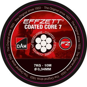 DAM Effzett Coated Core 7 (10m)