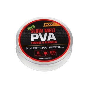 Fox Slow Melt PVA Wide Refill 5m