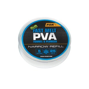 Fox Fast Melt PVA Narrow Refill 5m