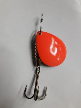 LFT Impact Spinner (6) Hot Orange