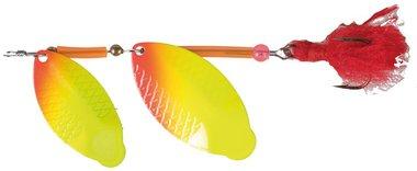 LFT De Luxe Unweighted Tandem (1/2) Orange/Yellow