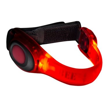 Bee Seen Led Safety Band Red